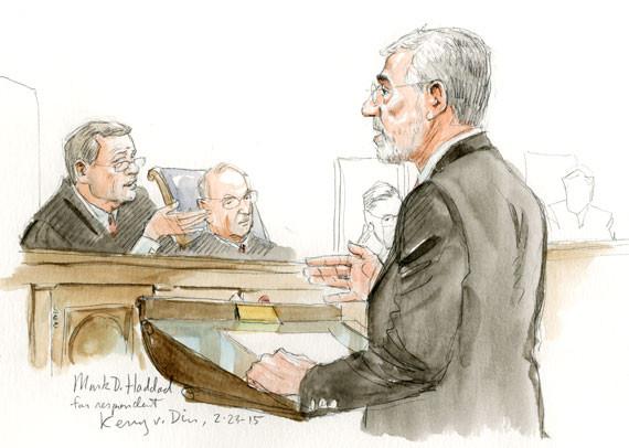SCOTUS Immigration Case Kerry v. Din