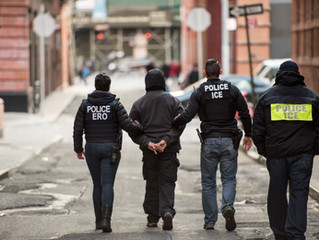ICE Arresting Green Card Applicants at USCIS Interview