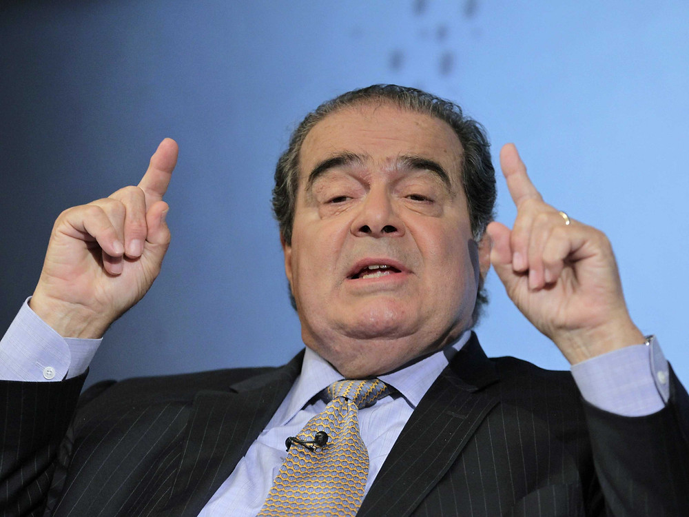 Justice Scalia on Immigration Issues