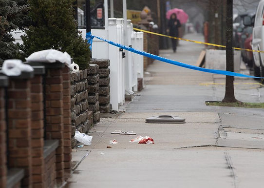 ICE Officer Shoots Brooklyn Man & His Son During An Arrest On West 12th Street Near Quentin Road