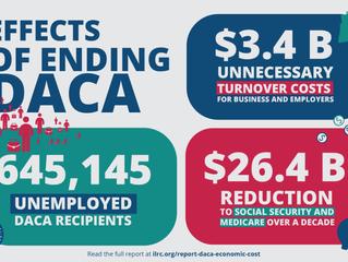 Cost of Ending DACA