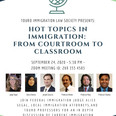 Hot Topics in Immigration