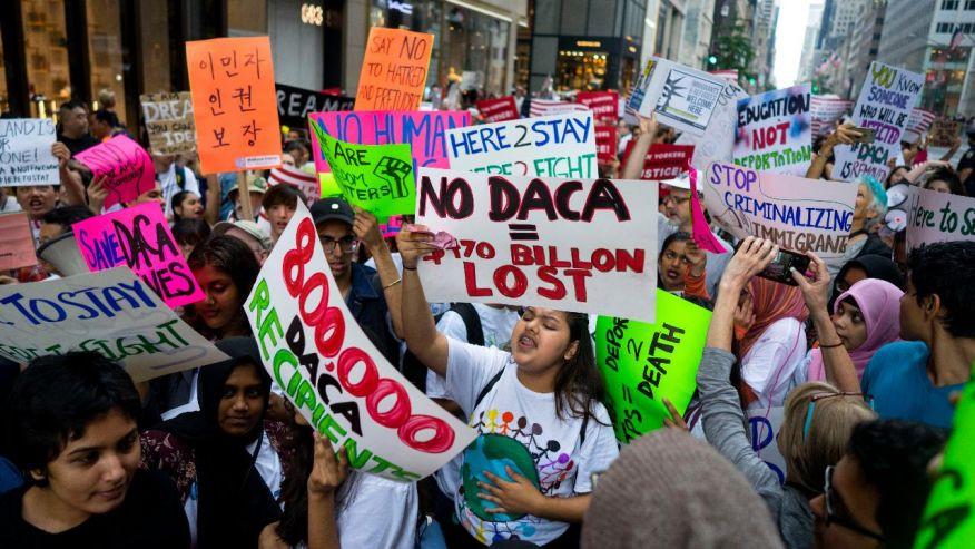 Trump Ends DACA