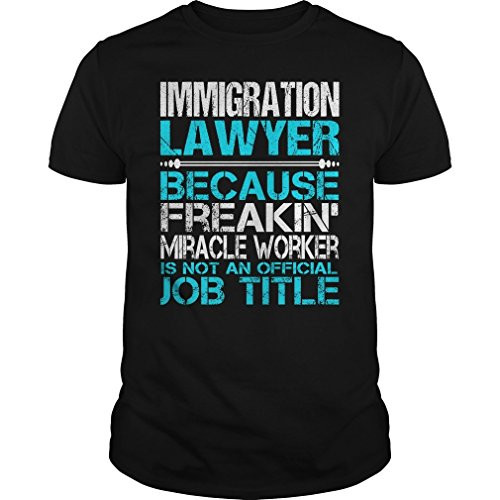 Immigration Lawyer Shirt