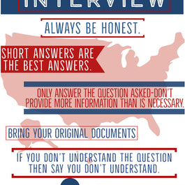 Tips for USCIS Interview? Prepare With Attorney Before You Go?