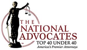 Top 40 Lawyers Under 40 Joseph Caraccio