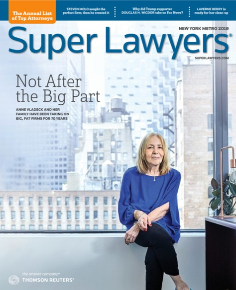 Thomson Reuters - Super Lawyers Digital Magazine