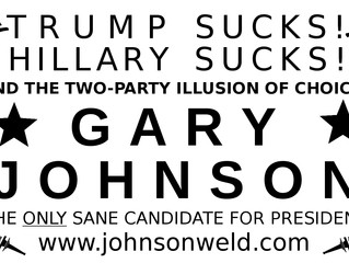 Let Gary Johnson Debate!