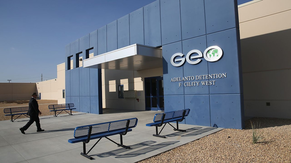 The Federal Government will never stop using GEO group