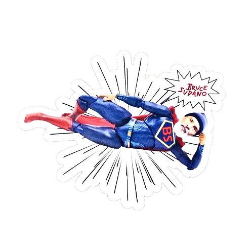 Super Bruce Magnet
