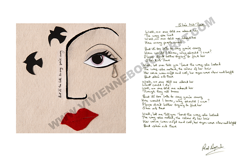 She's Not There Lyric Sheet
