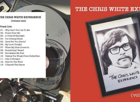08. THE BEGINNINGS OF 'THE CHRIS WHITE EXPERIENCE' PROJECT