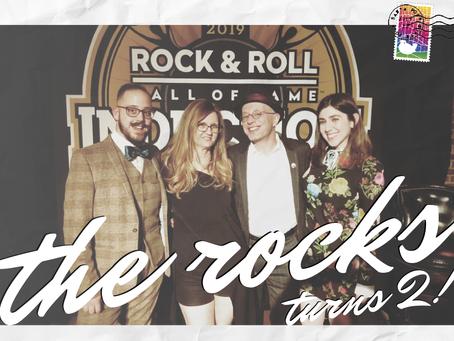 The Rocks Turns 2!!  🎉