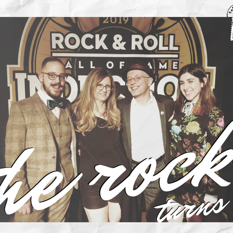 The Rocks Turns 2!!  🎉