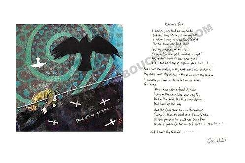 Butcher's Tale Lyric Sheet