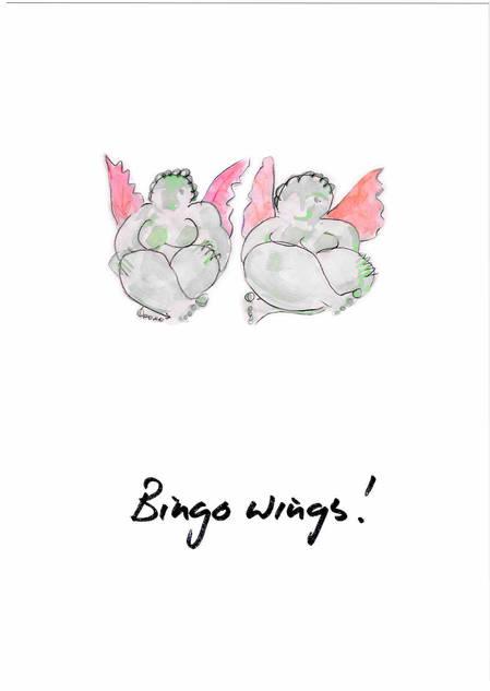 BINGO WINGS:
