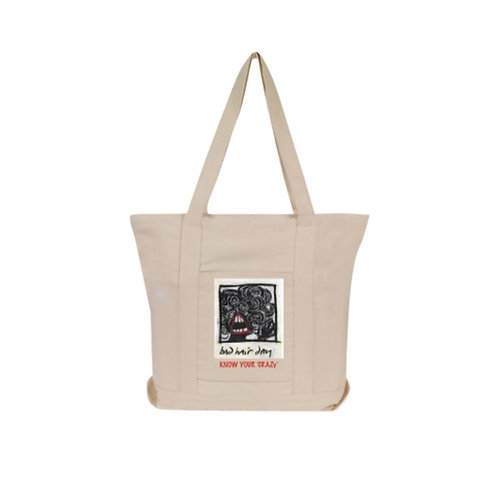 Know Your Crazy Tote Bag