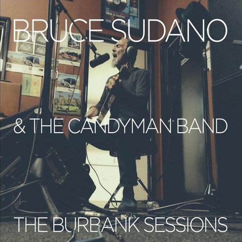 CD-The Burbank Sessions