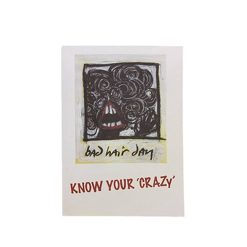 1 Know Your Crazy Book