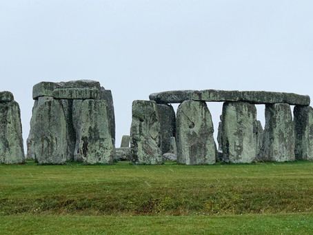 Blog 25: STONEHENGE, SPINAL TAP AND SPIRITUALITY