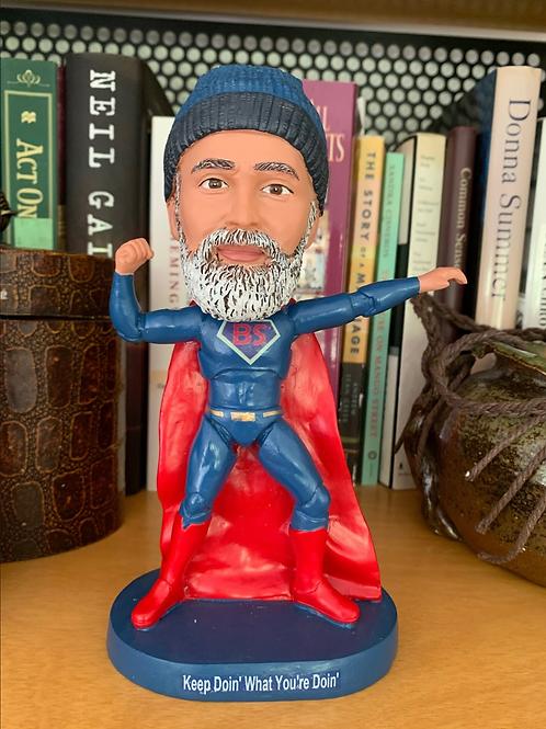 Super Bruce Bobblehead