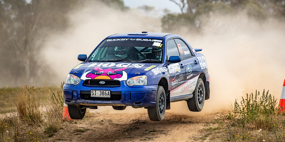 Rally Sprint Round 2