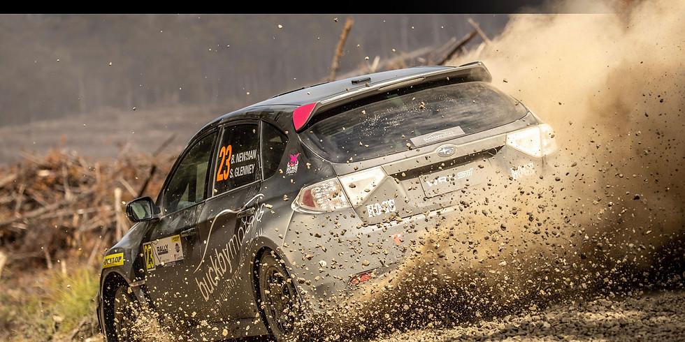 Rally Sprint Round 1