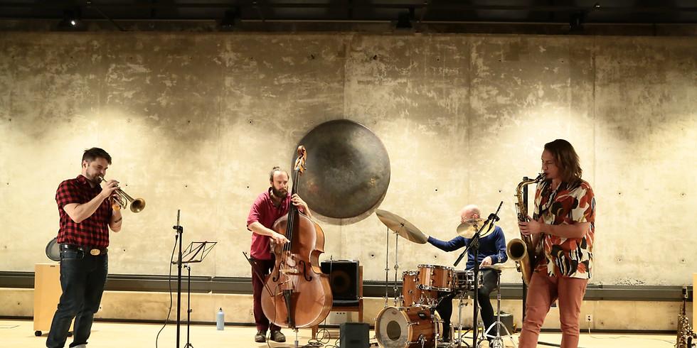 POSTPONED! Pauli Lyytinen Magnetia Orkesteri / Jazzanti! / Hakasalmen Huvila, Helsinki