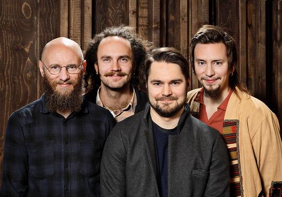 Pauli Lyytinen Magnetia Orkesteri_Heikki