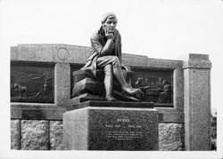 The Burns Memorial - 1930