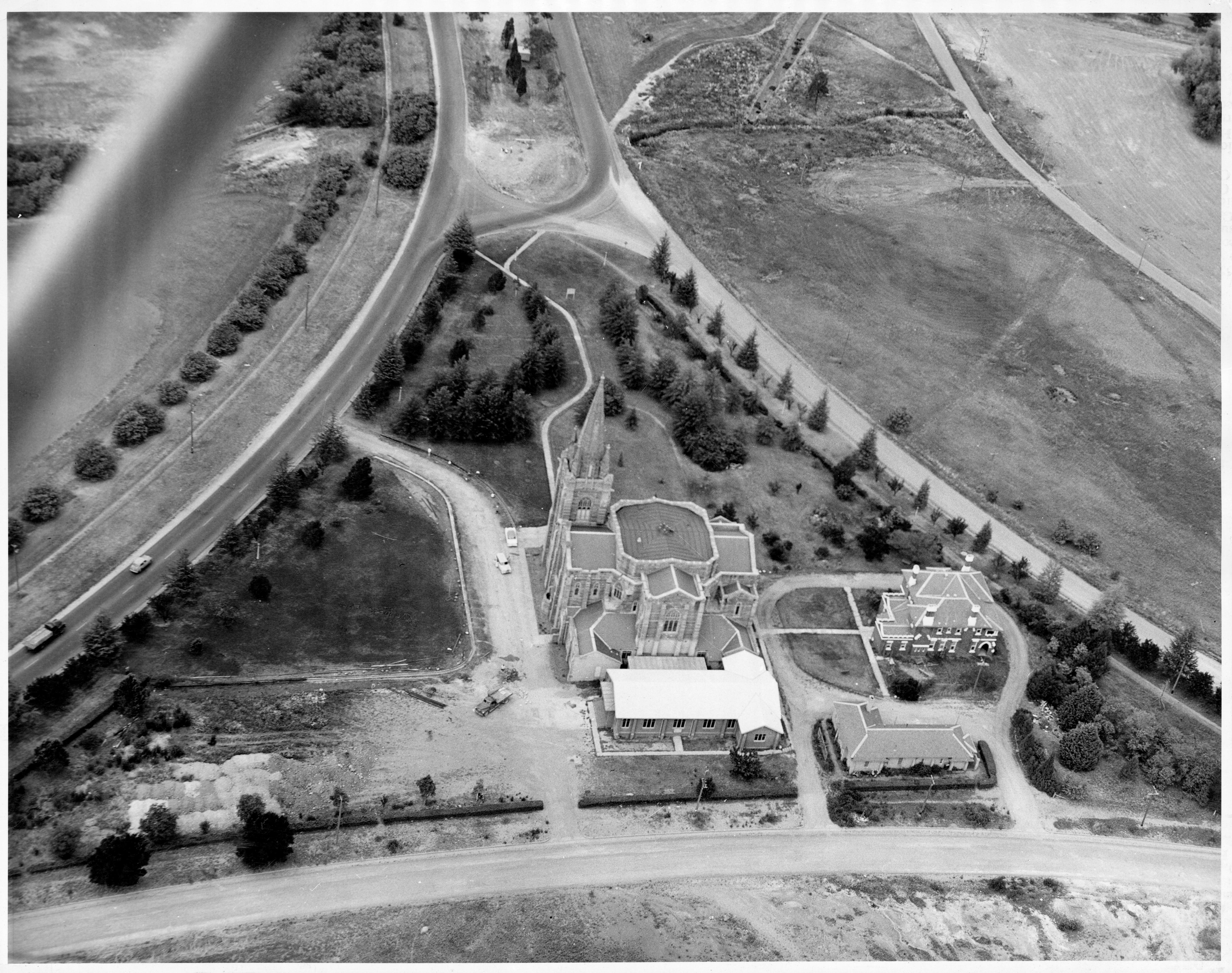 St. Andrew's - 1950s