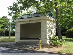Bus Shelter in Forrest