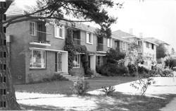 Flats, Fitzroy Street - 1960s