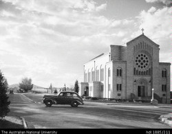 St. Christopher's Cathedral - 1945