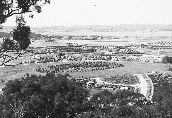 Colins Park - 1927