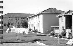 Forrest Flats, Fitzroy Street - 1960s