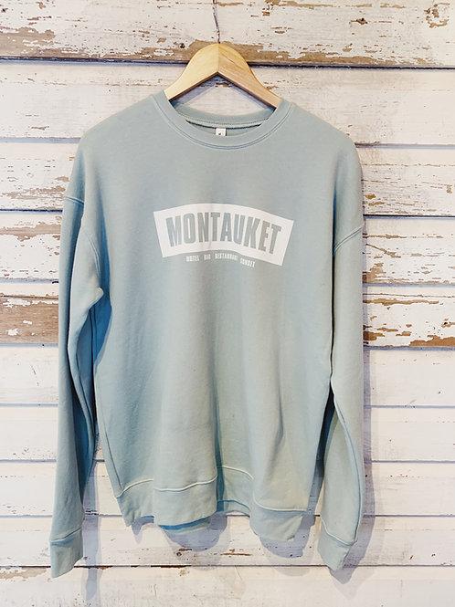 Montauket Crewneck Sweatshirt [Mint]