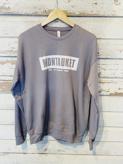 Montauket Crewneck Sweatshirt [Storm]