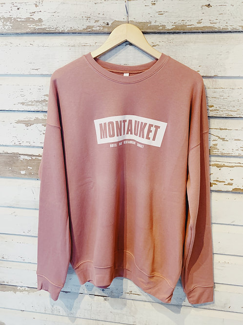 Montauket Crewneck Sweatshirt [Mauve]