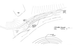 Cowee Site Diagram