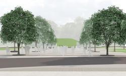Nikwasi Plaza View