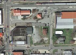 Bryson City Aerial