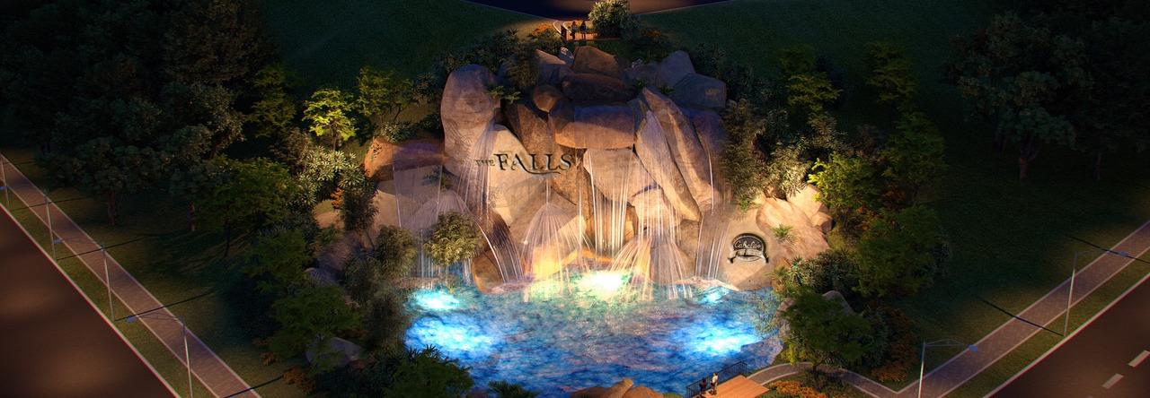 Falls Waterfall Pic3