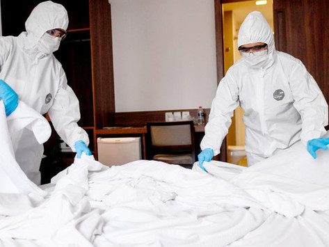7 Ways Hotels Will Change Post-Pandemic