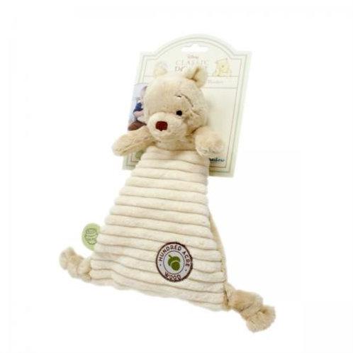 Winnie-the Pooh comfort blanket