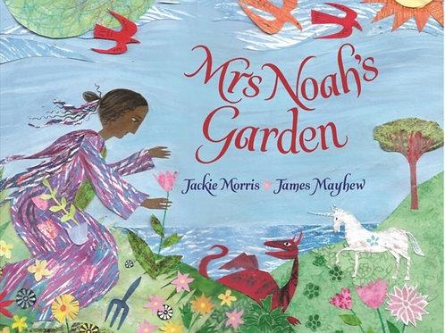 Mrs Noah's Garden-Hardback