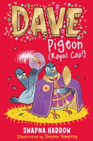 Dave Pigeon (Royal Coo)