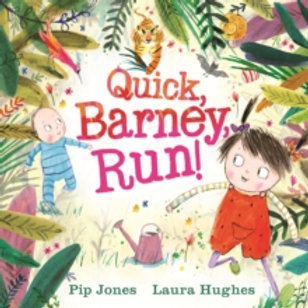 Quick Barney, RUN!