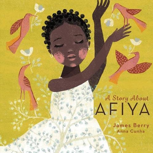 A story about Afiya (Hardback)