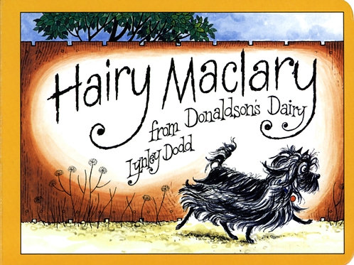 Hairy Maclary from Donaldson Dairy